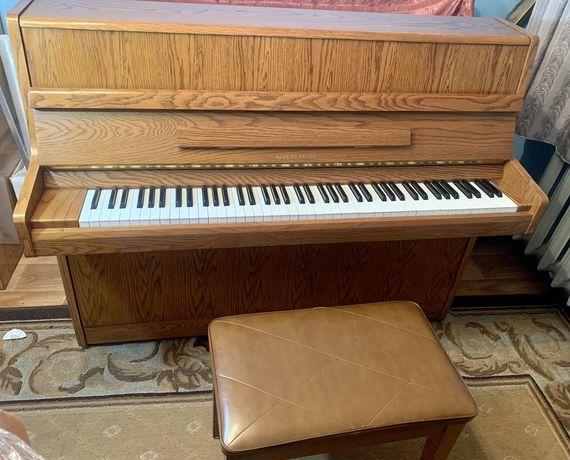 Pianino Samick  w IDEALNYM STANIE od Stroiciela (transport cały kraj)