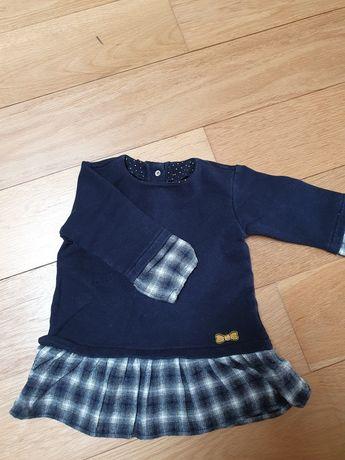 Vestido Chicco Menina