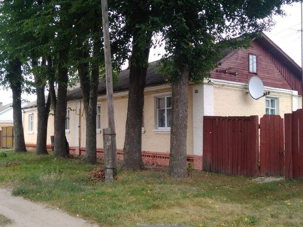 Продам часть дома (3к квартира) в Семеновке Черниговской обл.