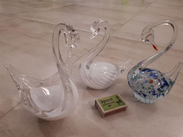 Figurki szklane ozdobne