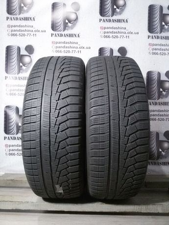 Шины ЗИМА 6 мм 225/60 R17 HANKOOK Winter I*cept Evo2 б/у 235/55 резина