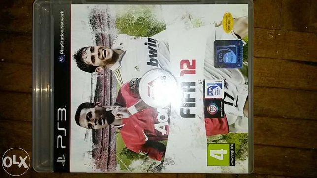 Fifa 2012 ps3