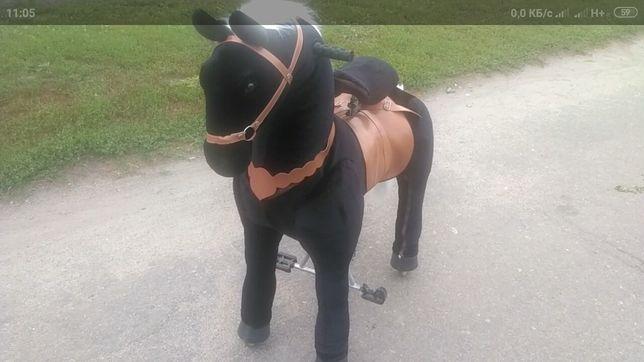 Конь тринажор