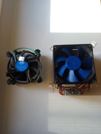 Охлаждение на процессор
