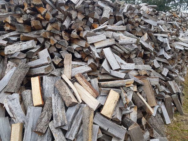 drewno kominkowe i opałowe sezonowane