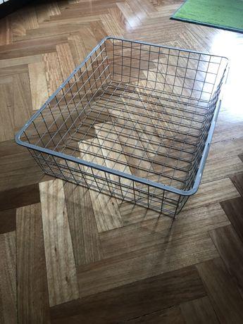 3 Cestos metálico IKEA