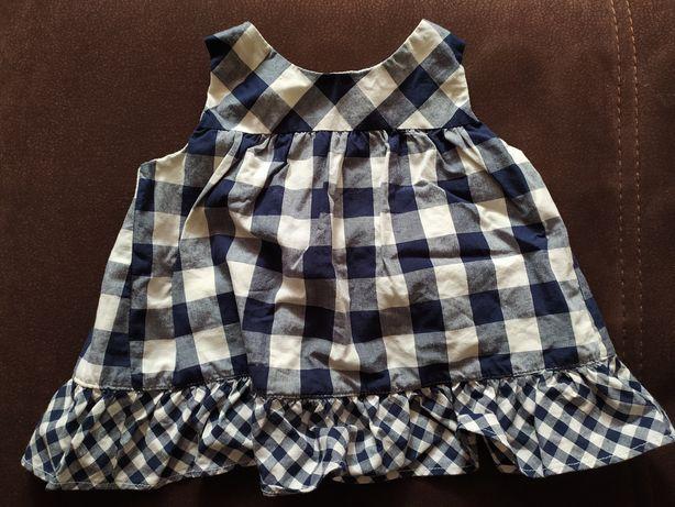 Komplet bluzeczka (tuniczka) + majteczki Gap Baby