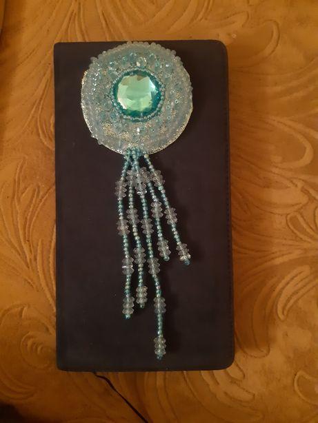 Блокнот Seta Decor новый хендмейд подарок для девочки