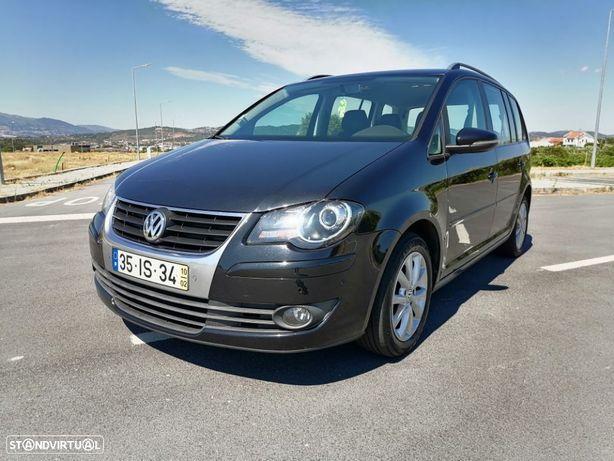 VW Touran 1.9 TDi Conceptl BlueM. 7L