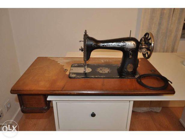 Máquina costura singer - inicio sec. xx