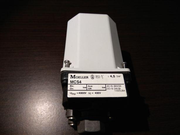 Czujnik ciśnienia MCS4 0.2/4.5 BAR MOELLER