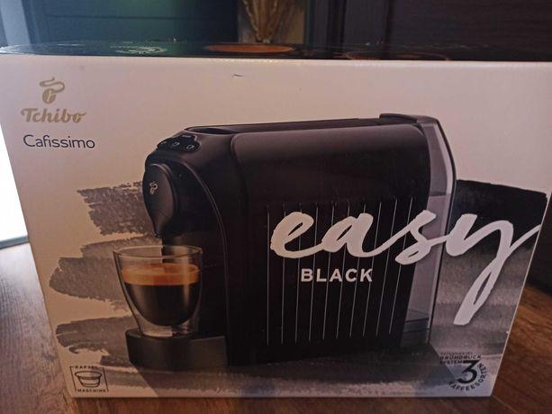Zestaw Ekspres Cafissimo Easy Black + spieniacz czarny