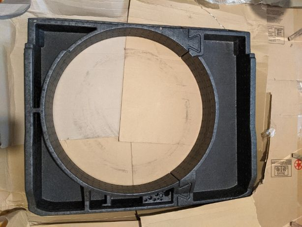 Пенопласт в багажник VAG 5N0 858 858 / 5N0 858 857 (Audi, Skoda, VW)