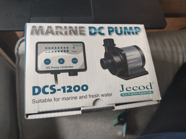 Pompa dcs-1200 akwarium morskie jecod