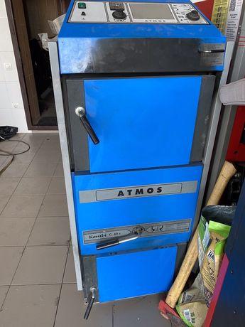 Твердотопливный котел Atmos C40S