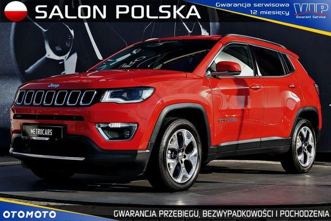 Jeep Compass SALON/ FV23%/ Gwarancja Serwisowa/Pakiet Zimowy+ Styl