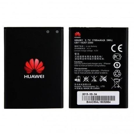 Bateria para huawei hb4w1 original for ascend g510, g525, y530, t8951