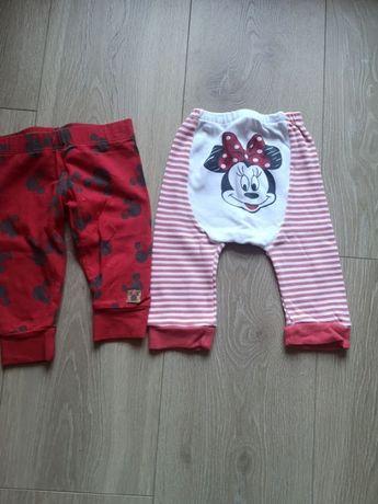 spodnie dla dziewczynki 62
