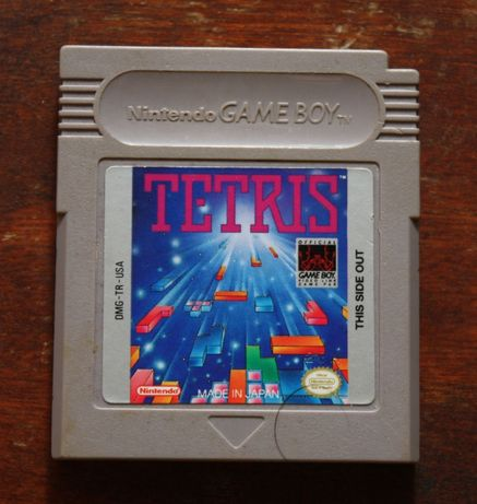 Картридж Для Nintendo Game Boy Tetris - оригинал