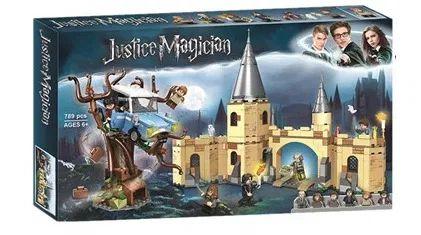 Klocki Bela Harry Potter Wierzba Bijąca z Hogwartu jak Lego z Polski