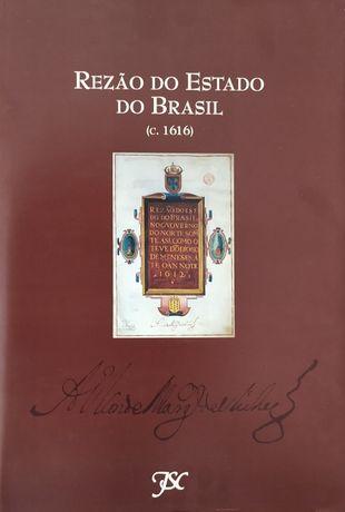 Livro - Rezão do Estado do Brasil