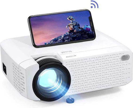 Проектор Crosstour P770 WiFi Бездротовий міні Bluetooth 1080P