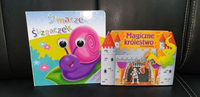 Książeczki dla dzieci.