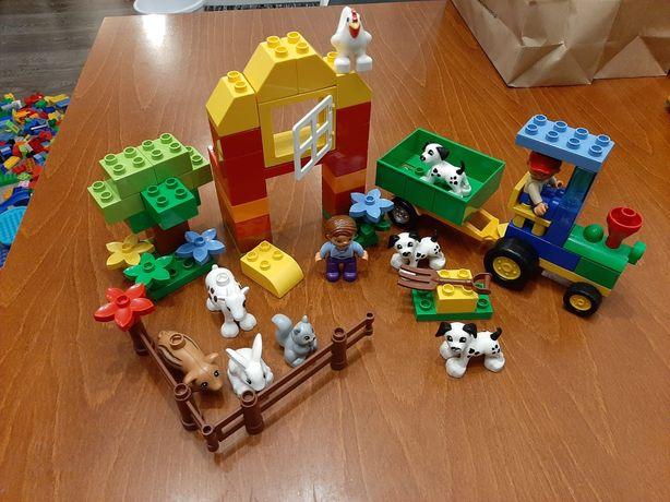 Lego Duplo 6141 pierwsza farma zwierzęta