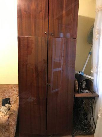 Шкаф двухкамерный