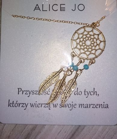 """2 komplety biżuterii """"łapacz snów"""" OKAZJA Avon"""