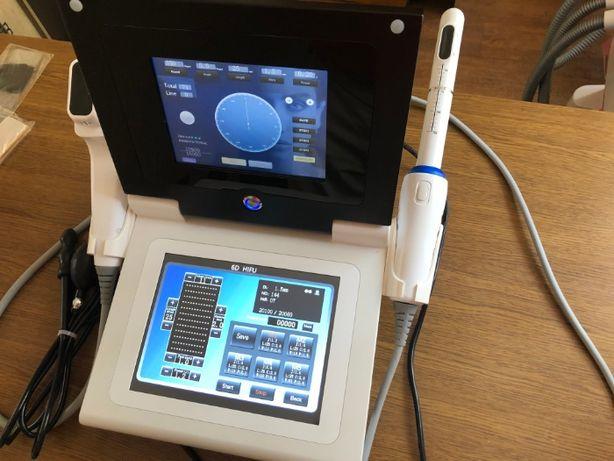 HIFU 6D SMAS аппарат 11 линий 1,5 3,0 4,5 + вагинальное омоложение