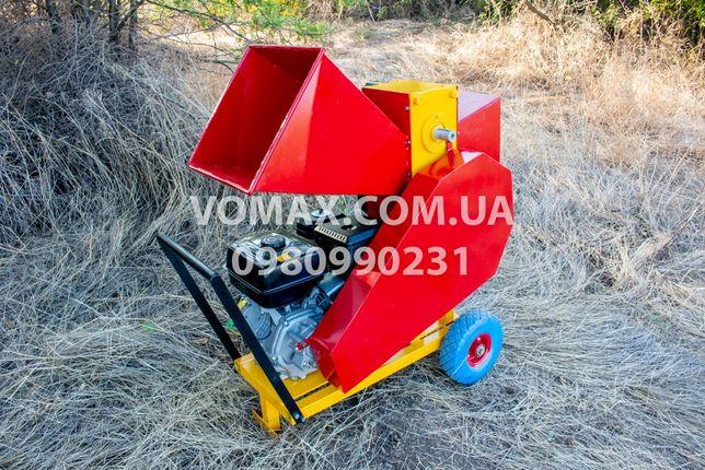 Измельчитель Веток с мотором 16 с.л. Диаметр 100 мм.