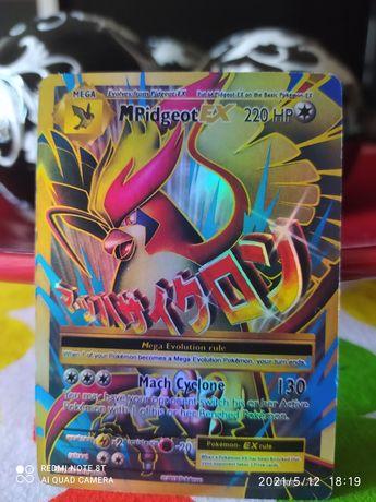 Carta de Pokémon Mpidgeot