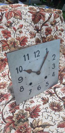 Máquina de relógio centenária