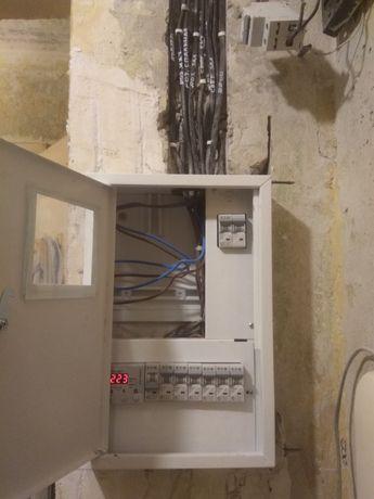 Электрик. Замена проводки, ремонт