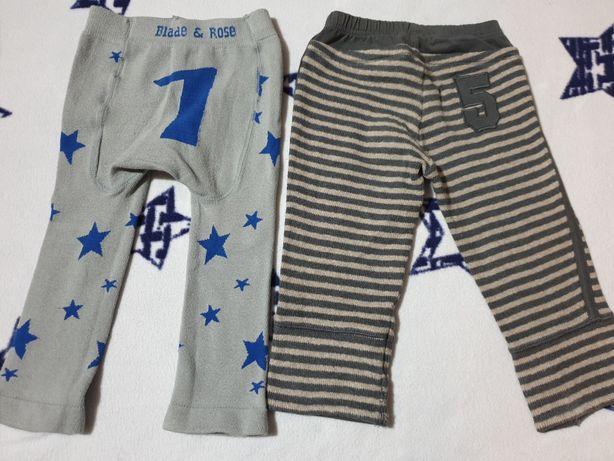 Spodnie 74 Gymp kpl.