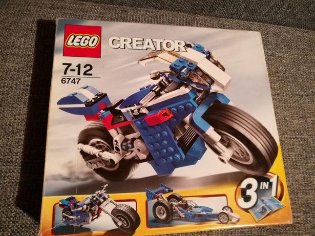 Zestaw lego creator 6747