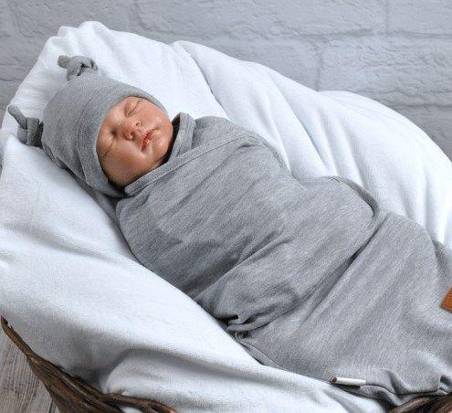 Кокон Спальник для новорожденных