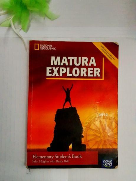 Matura Explorer - podręcznik do nauki języka angielskiego