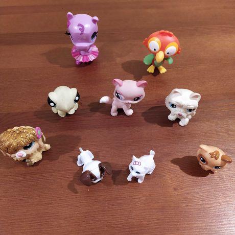 Figurki Pet Shop LPS + inne