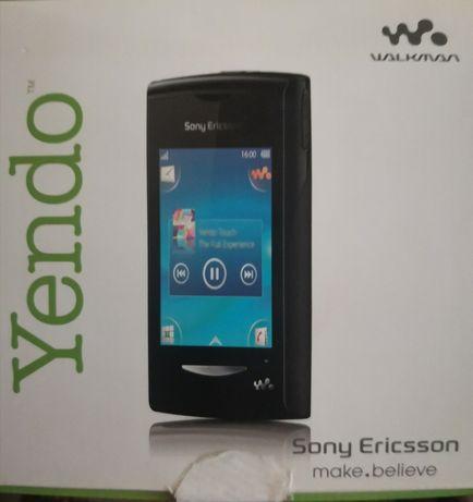 Telefon Sony Ericsson Yendo w150i + Walkman + obudowa gratis   NOWY