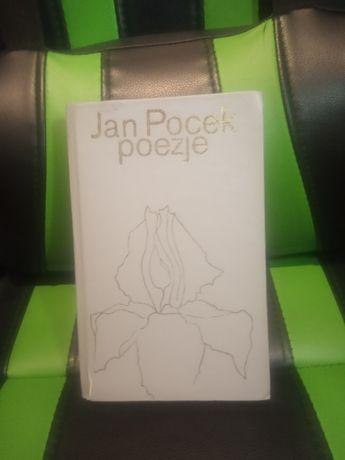 Książka Jan Pocek Poezje Okazja hit Tanio