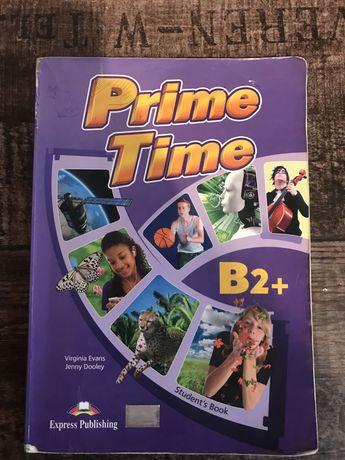 Książka Prime Time