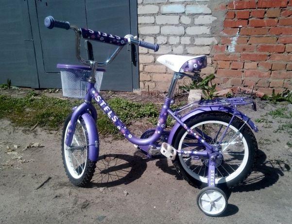 Детский велосипед отличное состояние.