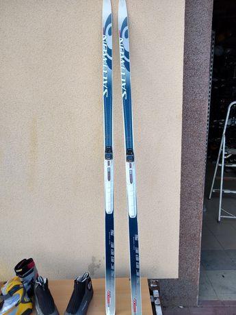 Narty biegowe clasic Salomon Eskape  s długość 185 cm