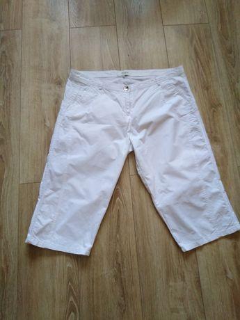 Spodnie/spodenki białe Reserved 46
