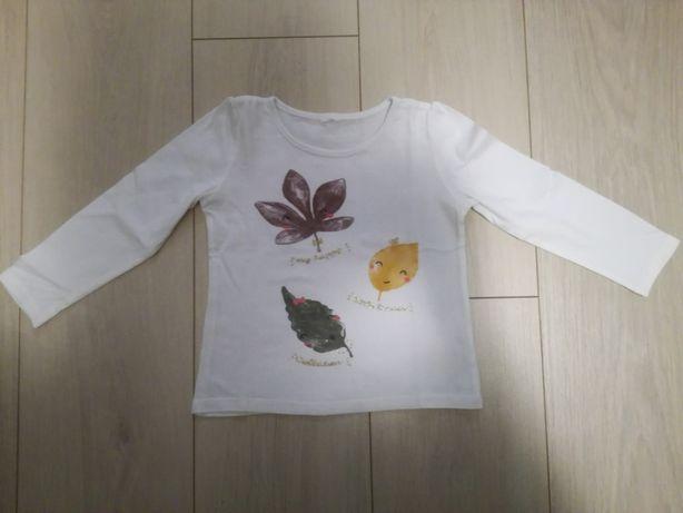 bluzka , koszulka na długi rękaw 92 cm