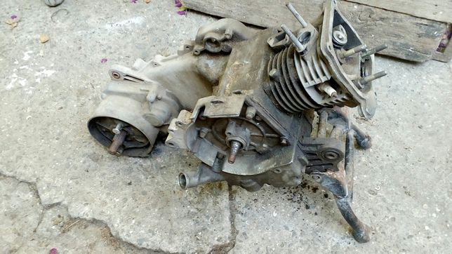 Мотор на китайский скутер