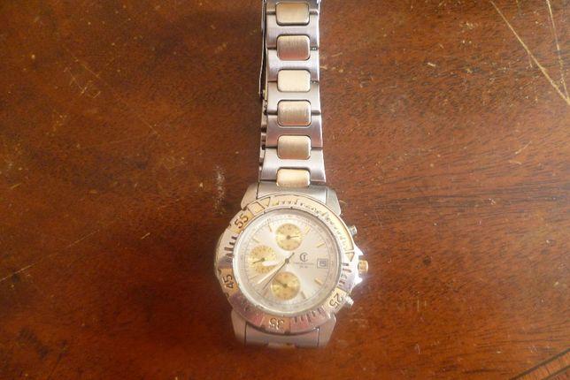 zegarek chronograph T 72-6195.5 z branzoleta
