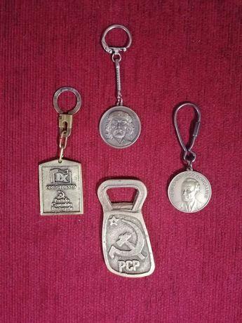 Porta chaves e abre latas do PCP, Vasco Gonçalves e Che Guevara